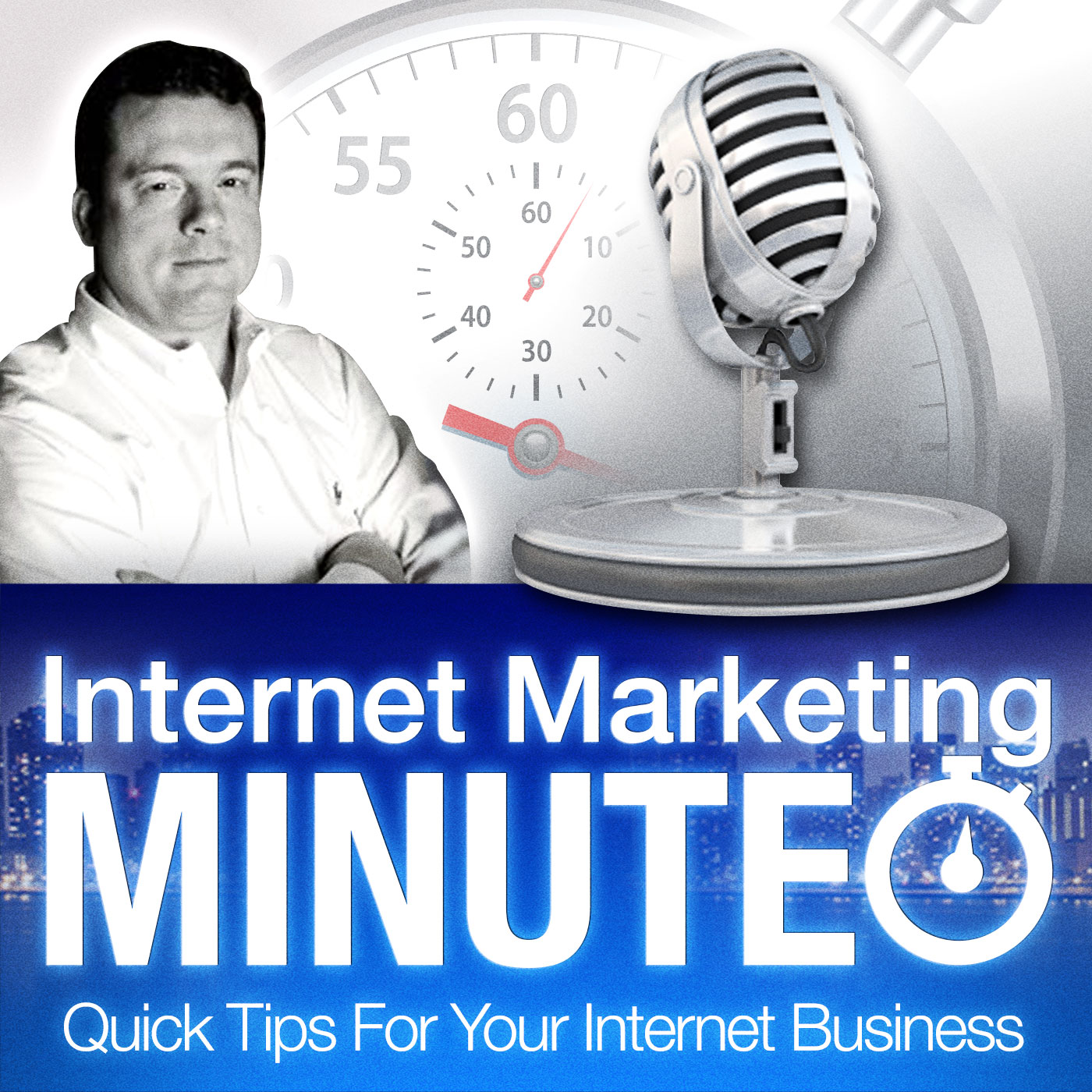 Late Night Internet Marketing Minute with Mark Mason -- Affiliate Marketing and Online Business